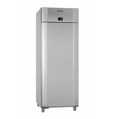 Gram Horeca Kühlschrank Vario Silber + Tiefe Kühlung | Gram SUPERIOR TWIN M 82 RCG L2 4N | 614L | 840x785x2125 (h) mm