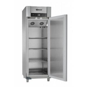 Gram Horeca Freezer Stainless Steel | Gram SUPERIOR PLUS F 72 L CCG 4S | 477L | 720x905x2125 (h) mm