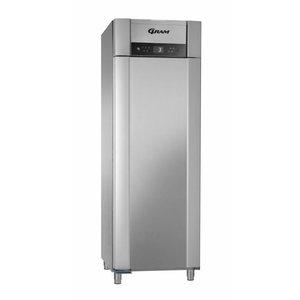 Gram Horeca Kühlschrank Edelstahl | Gram SUPERIOR PLUS K 72 L CCG 4S | 477L | 720x905x2125 (h) mm