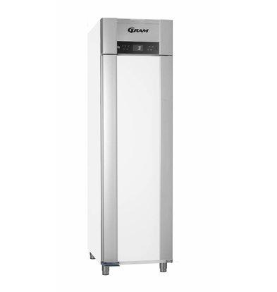 Gram Refrigerator White | ENERGY EFFICIENT | Gram SUPERIOR EURO K 62 LAG L2 4S | 465L | 620X855X2125 (h) mm