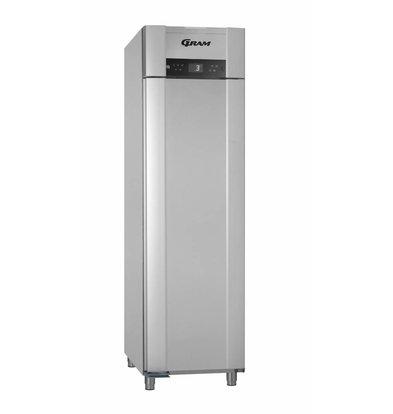Gram Refrigerator Vario Silver | ENERGY EFFICIENT | Gram SUPERIOR EURO K 62 RAG L2 4S | 465L | 620X855X2125 (h) mm