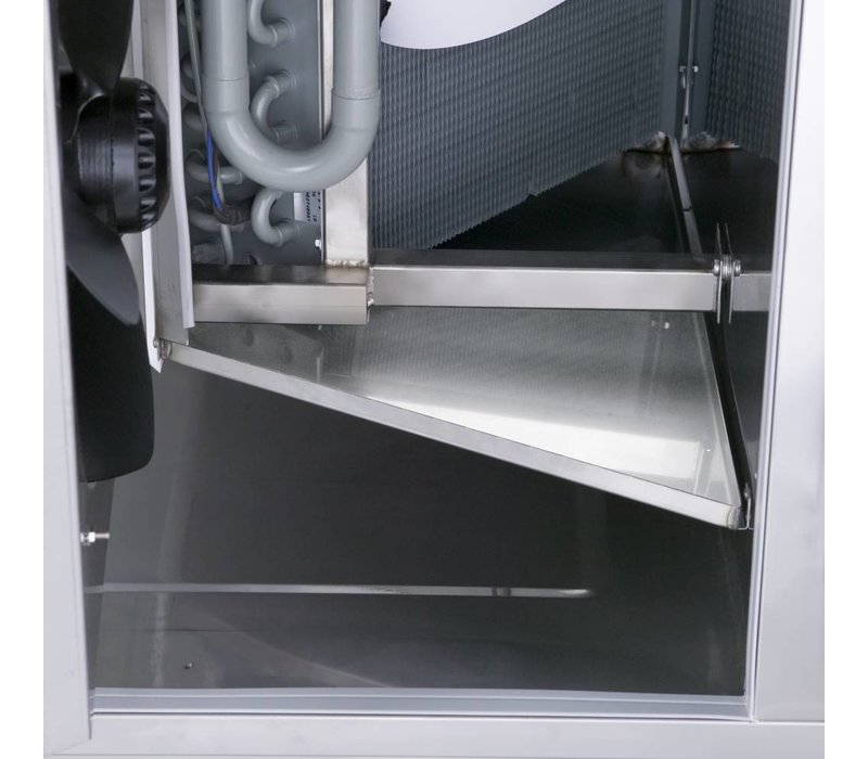Gram Pet Schnellkühler SS | Gram PROCESS KPS 180 CF CS U | 1800x1326x2235 (h) mm