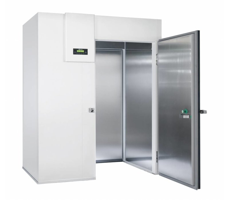 Gram Pet Express Cooler Weiß | Gram PROCESS KPS 180 CF LS U | 1800x1326x2235 (h) mm