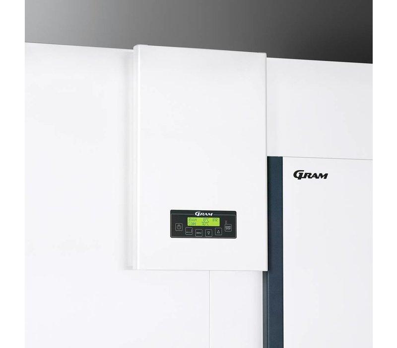 Gram Pet Blast chiller SS | Gram PROCESS KPS 120 CF CS U | 1500x1326x2235 (h) mm