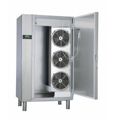 Gram Pet Blast chiller / Freezer Stainless Steel   Gram PROCESS KPS 90 SF-2   1100x840x1985 (h) mm