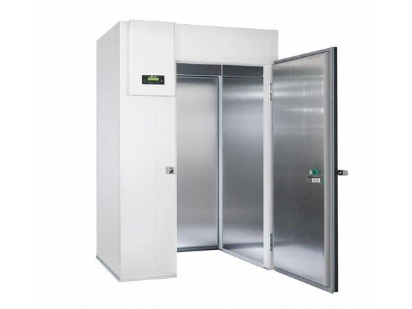 Gram Pet Schnellkühler / Gefrierschrank Weiß | Gram PROCESS KPS 120 CF LS U | 1500x1326x2235 (h) mm