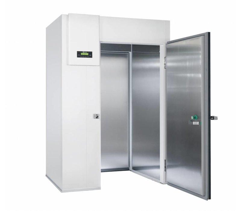 Gram Pet Schnellkühler / Gefrierschrank Weiß   Gram PROCESS KPS 120 CF LS U   1500x1326x2235 (h) mm