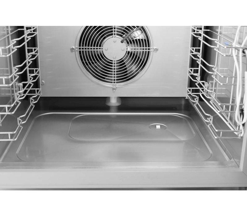 Gram Blast chiller / Freezer Stainless Steel   10 x GN 1/1 or 40x60cm   Gram PROCESS KPS 42 SH   800x830x1850 (h) mm
