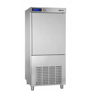 Gram Quick Cooler SS   10 x GN 1/1 or 40x60cm   Gram PROCESS KPS 42 CH   800x830x1850 (h) mm
