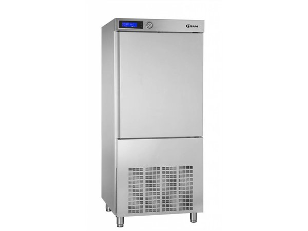 Gram Schnellkühler SS | 10 x GN 1/1 oder 40x60cm | Gram PROCESS KPS 42 CH | 800x830x1850 (h) mm