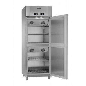 Gram 2 Temperatures Depth Cooler / Freezer | Gram ECO MF TWIN 82 CCG COMBI L2 4S | 2x 228L | 820x785x2125 (h) mm