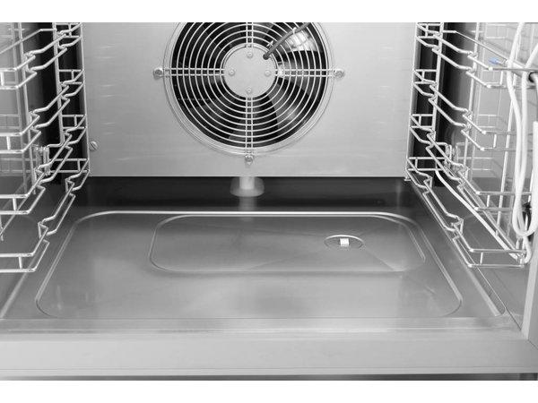 Gram Blast chiller / Freezer Stainless Steel | 5 x GN 1/1 or 40x60cm | Gram PROCESS KPS 21 SH | 745x720x900 (h) mm