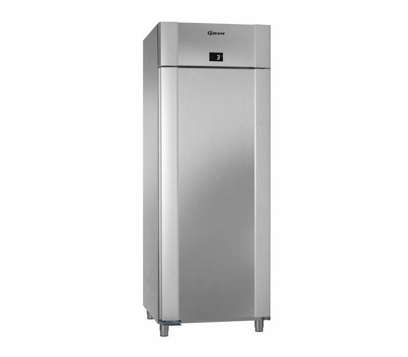 Gram Horeca Kühlschrank Edelstahl | Gram ECO TWIN K 82 CCG L2 4N | 614L | 820x785x2125 (h) mm