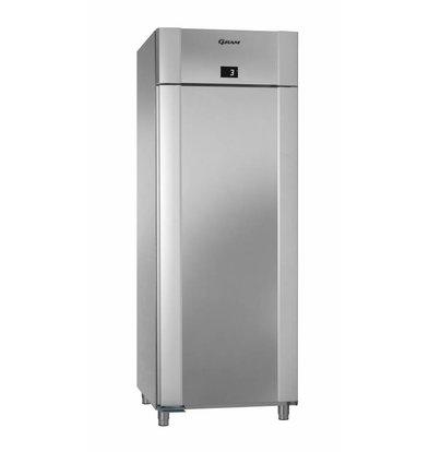 Gram Horeca Kühlschrank SS + Tiefe Kühlung | Gram ECO TWIN M 82 CCG L2 4N | 614L | 820x785x2125 (h) mm