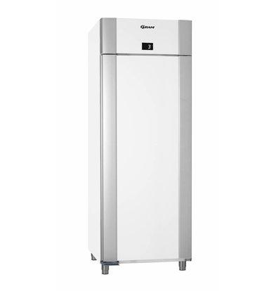 Gram Horeca Kühlschrank Weiß + Tiefe Kühlung | Gram ECO TWIN M 82 LCG L2 4N | 614L | 820x785x2125 (h) mm