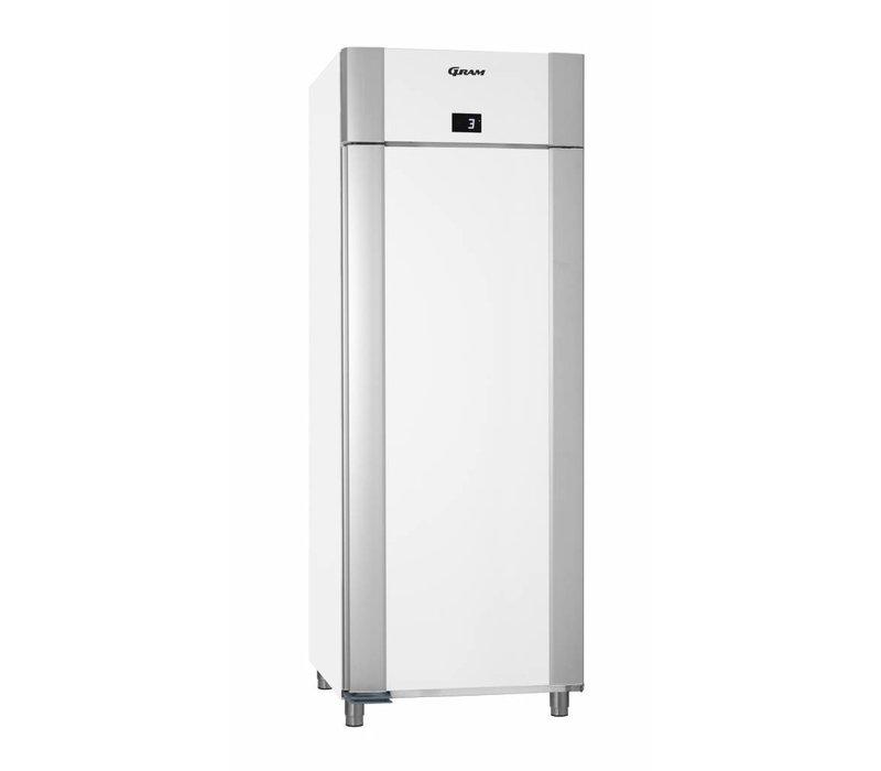 Gram Horeca Fridge White + Depth Cooling   Gram ECO TWIN M 82 LCG L2 4N   614L   820x785x2125 (h) mm