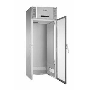 Gram Pet Refrigerator Stainless Steel with Glass Door | Gram PROCESS KG 1500 CSG | 1422L | 880x1088x2330 (h) mm