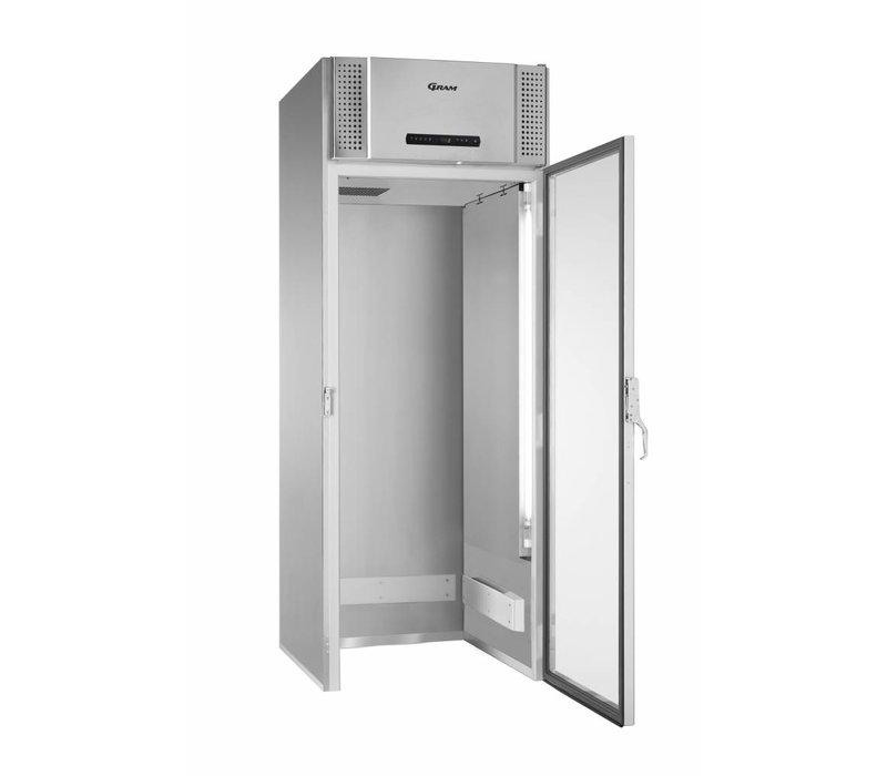 Gram Pet Refrigerator Stainless Steel with Glass Door   Gram PROCESS KG 1500 CSG   1422L   880x1088x2330 (h) mm