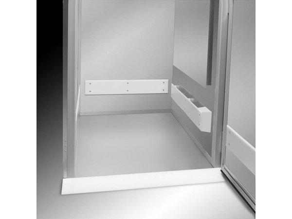 Gram Pet Freezer Stainless Steel | Gram PROCESS F 1500 CSG | 1422L | 880x1088x2330 (h) mm