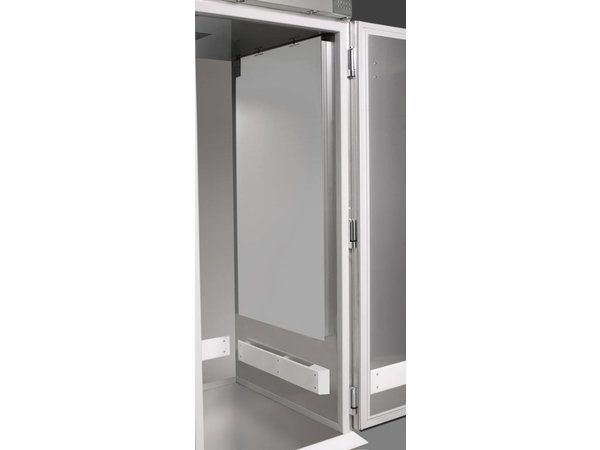Gram Pet Kühlschrank Edelstahl + Tiefe Kühlung | Gram PROCESS M 1500 CSG | 1422L | 880x1088x2330 (h) mm