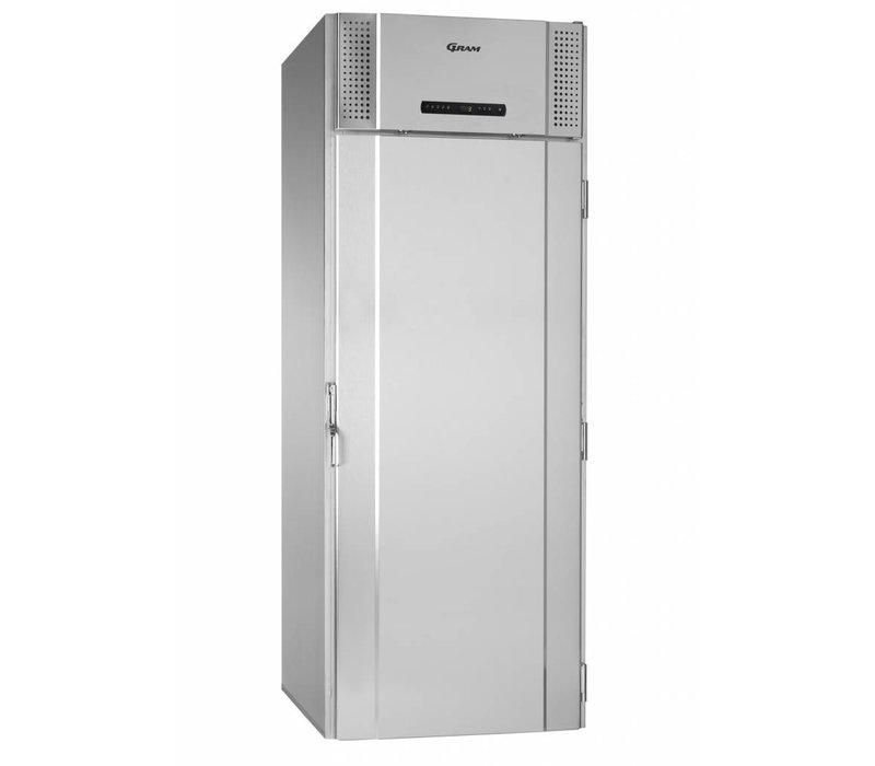 Gram Pet Refrigerator Stainless Steel + Depth Cooling | Gram PROCESS M 1500 CSG | 1422L | 880x1088x2330 (h) mm