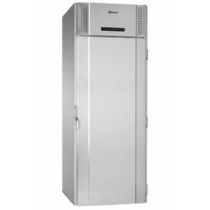 Gram Roll-in Koelkast RVS | Gram PROCESS K 1500 CSG | 1422L | 880x1088x2330(h)mm