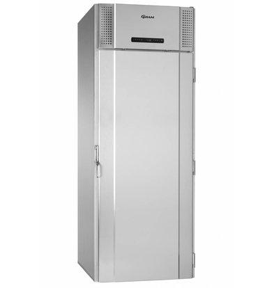 Gram Pet Refrigerator Stainless Steel | Gram PROCESS K 1500 CSG | 1422L | 880x1088x2330 (h) mm