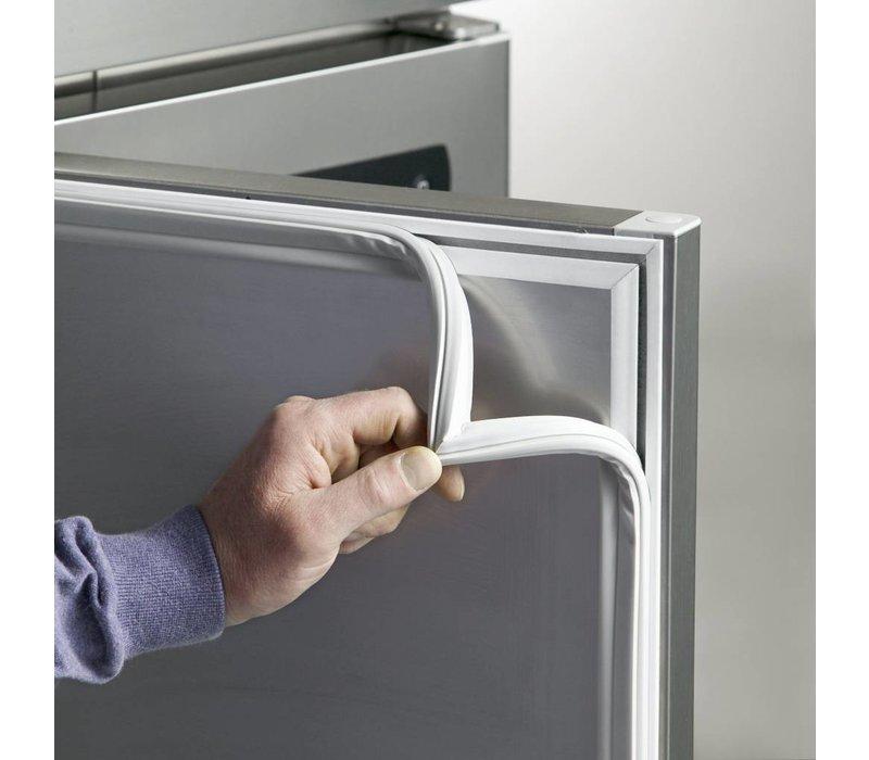 Gram Kühle Workbench SS   Türen 2 + 2 + 3 Schubladen   GASTRO 07 Gramm K 2207 CSG A DL / DL / 2D / 3D-L2   2163x700x885 / 950 (h) mm