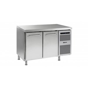 Gram Freeze Workbench 2 Doors   Gram GASTRO 07 F 1407 CMH AD DL / DR LM   345L   1289x700x884 (h) mm