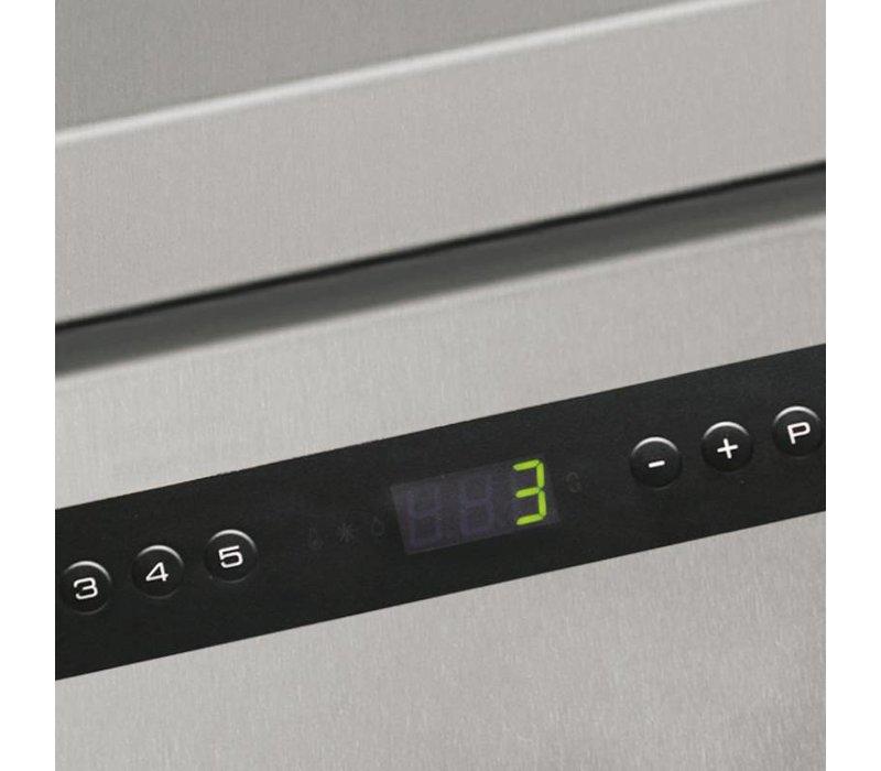 Gram Freeze Workbench 2 Doors | Gram GASTRO 07 F 1407 CMH AD DL / DR LM | 345L | 1289x700x884 (h) mm