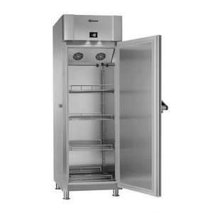 Gram Freezer Stainless steel + Turn Closure | Gram MARINE ECO PLUS F 70 CCH 4M | 610L | 735x971x2125 (h) mm