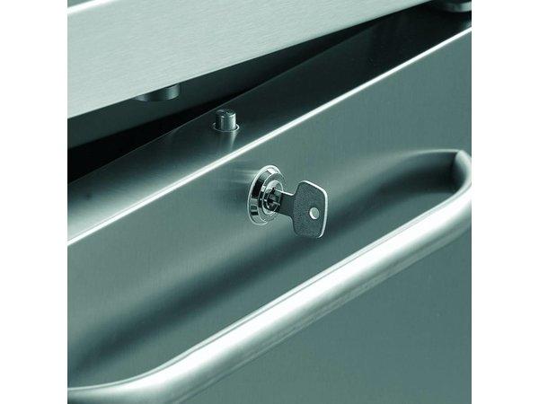 Gram Freeze-Workbench 3 Türen | Gram GASTRO 07 F 1807 CSG A DL / DL / DR L2 | 506L | 1726x700x885 / 950 (h) mm