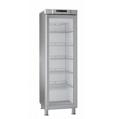 Gram Kühlschrank mit Glastür | MARINE COMPACT KG 410 Gramm RH 60 Hz LM 5M | 346L | 595x640x1905 (h) mm