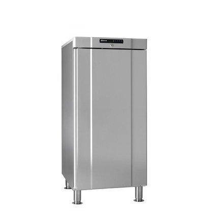Gram Stainless steel refrigerator | Gram MARINE COMPACT K RH 310 60HZ LM 3M | 218L | 595x640x1335 (h) mm