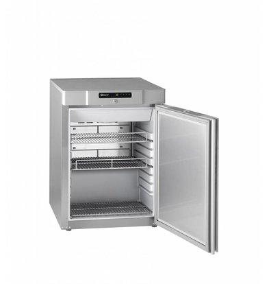 Gram Freezer Stainless Steel | Gram MARINE COMPACT F 210 RH 60HZ 2M | 125L | 595x640x830 (h) mm