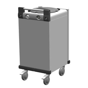 Mobile Containing Verrijdbare Stapelaar Verwarmd | Mobile Containing DFR 1 x 310 | Borden 270-308mm
