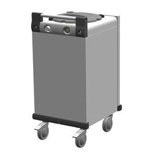 Mobile Containing Verrijdbare Stapelaar Verwarmd | Mobile Containing DFR 1 x 280 | Borden 240-278mm