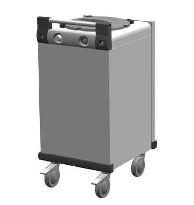 Mobile Containing Beheizte bewegliche Stacker | Mobil mit einem Gehalt DFR 1 x 280 | Zeichen 240-278mm