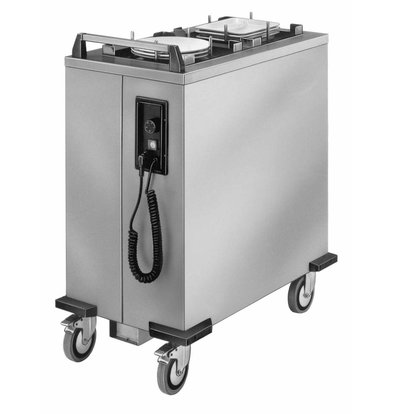 Mobile Containing Heated moveable Stacker | Mobile Containing 2 THSU-MS / O | Stack Unit Tailor Made