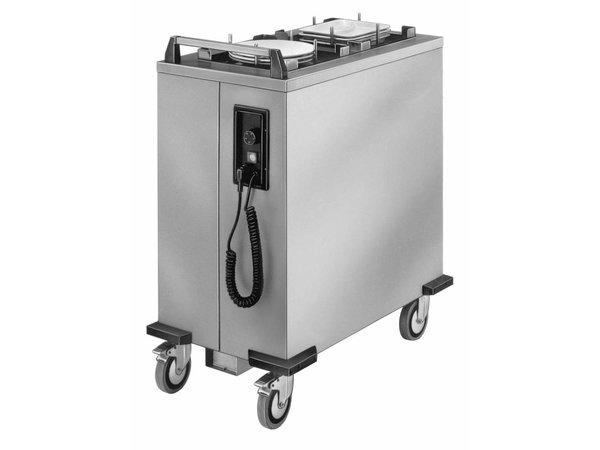 Mobile Containing Verrijdbare Stapelaar Verwarmd   Mobile Containing 2 THS-MS/G   Stapelunit op Maat Gemaakt