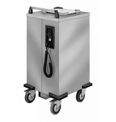 Mobile Containing Heated moveable Stacker | Mobile Containing 1 THS-MS / O | Stack Unit Tailor Made