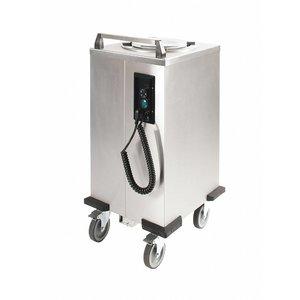 Mobile Containing Verrijdbare Stapelaar Verwarmd | Mobile Containing 1 THN-MS 240 | Borden 200-238mm