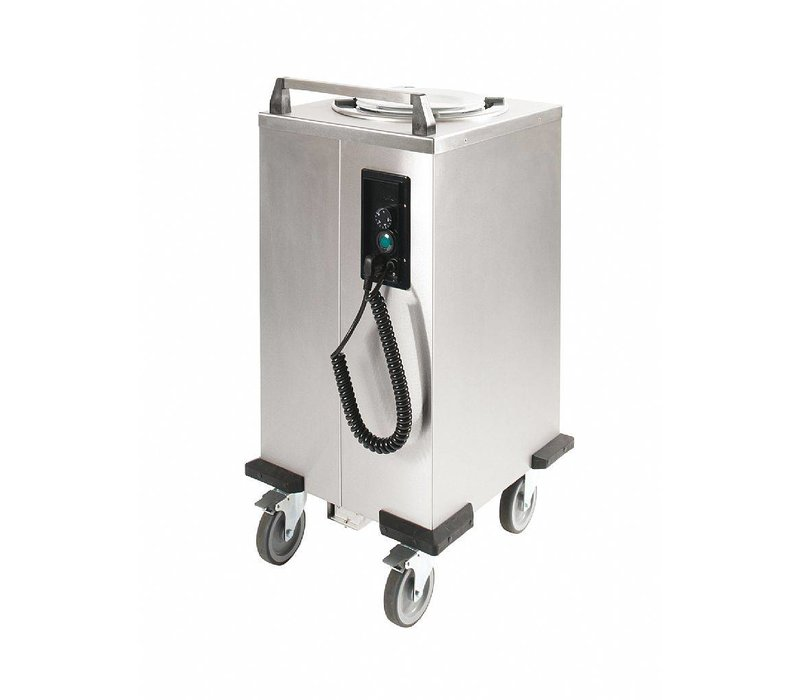 Mobile Containing Heated moveable Stacker | Mobile Containing 1 THN MS-210 | signs 170-208mm