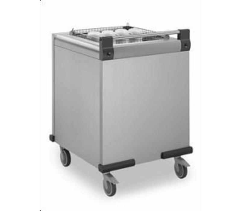 Mobile Containing Verrijdbare Stapelaar Onverwarmd | Mobile Containing DFR 650/530 | Platform 650x530mm
