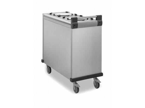 Mobile Containing Verrijdbare Stapelaar Onverwarmd | Mobile Containing DFR 2 x 280 | Borden 240-278mm