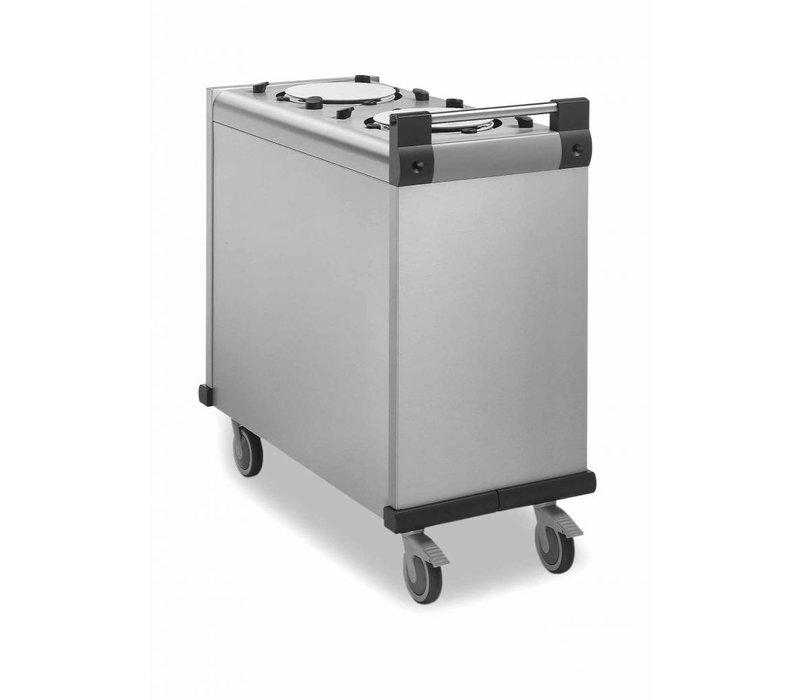 Mobile Containing Verrijdbare Stapelaar Onverwarmd | Mobile Containing DFR 2 x 210 | Borden 170-208mm