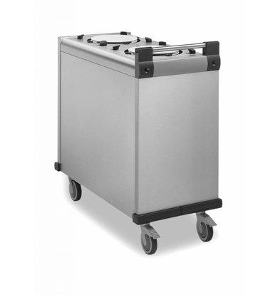 Mobile Containing Wheeled Stacker ungeheizten | Mobil mit einem Gehalt DFR 1 x Tabletts | Stapeleinheit Tailor Made