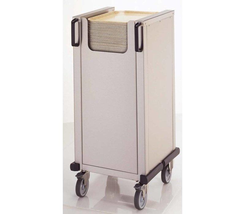 Mobile Containing Verrijdbare Stapelaar Onverwarmd | Mobile Containing AFW-MS | Dienbladen | Stapelunit op Maat Gemaakt