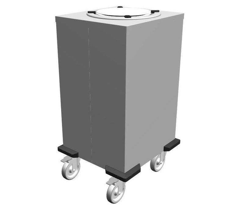 Mobile Containing Verrijdbare Stapelaar Onverwarmd | Mobile Containing 1 TN-MS 340 | Borden 300-338mm