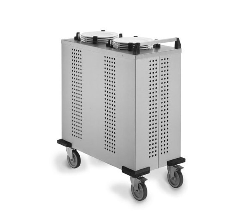 Mobile Containing Verrijdbare Stapelaar Koeling | Mobile Containing 2 TS-MS/O | Stapelunits op Maat Gemaakt